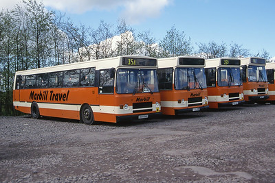 Marbill Beith H154SKU Line Up Depot Beith May 02