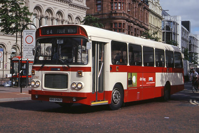 Citybus 2567 Royal Ave Belfast Jun 99