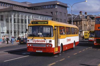 Arriva SW 756 Gauze St Paisley Mar 98
