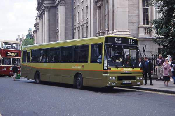 Dublinbus in the 1990's