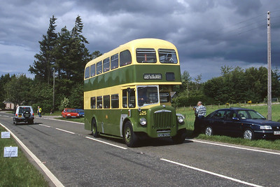 First Abdn 025 A96 at Cairnie May 00