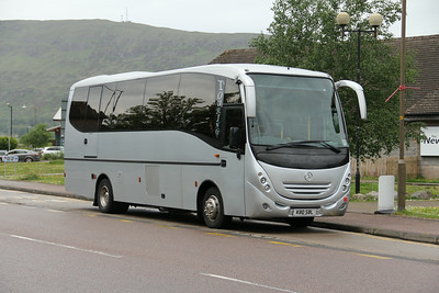 Shiel Acharacle K80SBL An Aird Fort William Jun 13