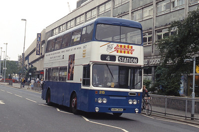 KHCT 315 Carr Lane Hull Sep 89