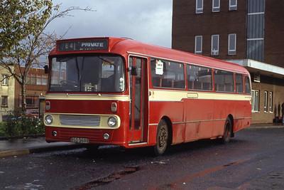 Beaton Blantyre RSD968R Hamilton Bus Stn Nov 91
