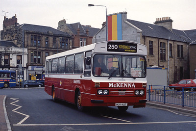 McKenna Uddingston MGR912T W Hamilton St Motherwell Dec 90
