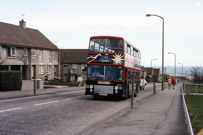Northern NLO47 Cairncry Rd Abdn Apr 87