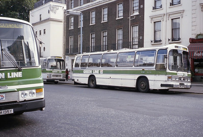 London Country RB78 Belgrave Rd London Sep 83