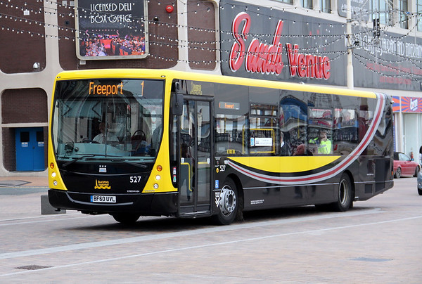 Blackpool Transport Trams and Buses in the Digital Age