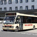 Barc Coach Hire Peebles YJ57EJA Border Transport Interchange Galashiels Jul 17