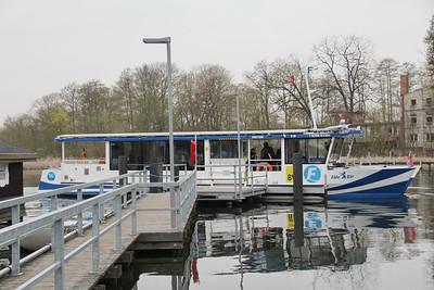 BVG Fahr Bar 4 Müggelwerderweg Pier Apr 16