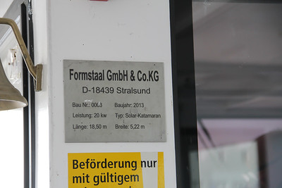 BVG Fahr Bar 2 Interior Builders Plate Apr 16
