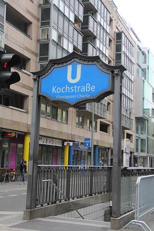 BVG Kochstrasse U_Bahnhof 2 Apr 16