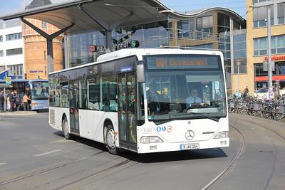 BVSG 1154 Hauptbahnhof Potsdam Apr 16