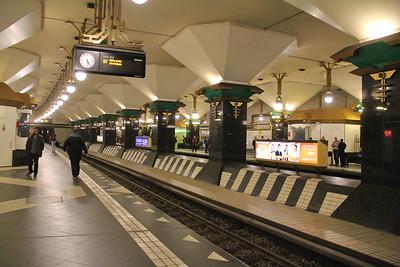 BVG Rathaus Spandau Bahnhof 1 Apr 16