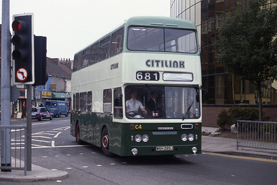 KHCT_Citilink C4 Anlaby Road Hull Nov 11