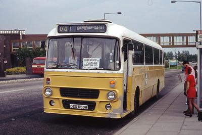 Bryce Coatbridge OSG550M South Circular Rd Coatbridge Jul 90