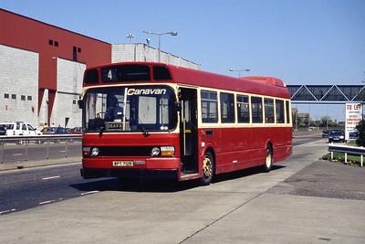 Canavan Kilsyth MPT712R Central Way Cumbernauld May 94