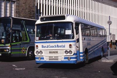 Bus and Coach Rental Dennistoun OSJ617R IBS Sep 89