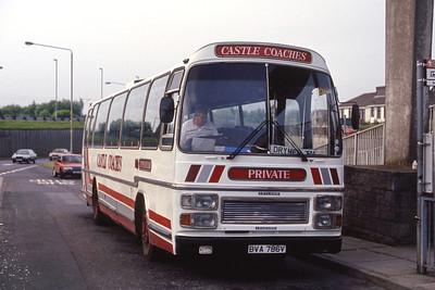 Castle Coaches Jamestown BVA786V Alexandria Station Jun 93