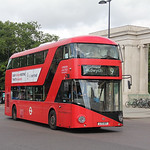London United LT157 Hyde Park Corner London Aug 17