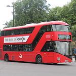 London United LT124 Marble Arch London Aug 17