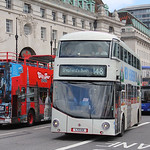 LOndon United LT131 Westminster Bridge London Aug 17