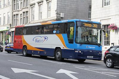 Stagecoach Bluebird 53309 Union St Abdn Oct 15
