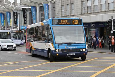 Stagecoach Bluebird 47252 Union St Abdn Oct 15