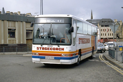 Stagecoach Scotland 570 Goosecroft Rd Stirling Mar 94