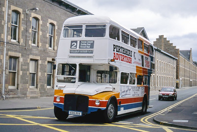 Stagecoach Scotland 602 Mill St Perth Aug 94