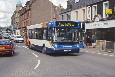 Stagecoach Scotland 436 County Place Perth Jul 01