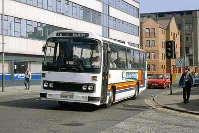 Stagecoach Scotland 175 Seagate Dundee May 93