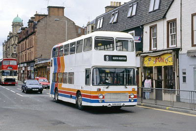 Stagecoach Scotland 115 South St Perth Jul 91